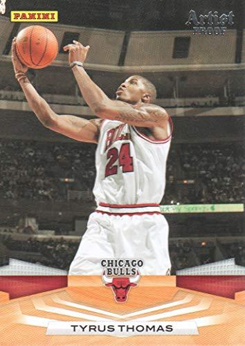 [해외]2009-10 Panini Basketball Artist Proof 59 Tyrus Thomas 018199 Chicago Bulls / 2009-10 Panini Basketball Artist Proof 59 Tyrus Thomas 018199 Chicago Bulls