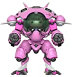 "Funko POP Games: Overwatch D.VA & Meka 6""  POP and Buddy 2 Pack Toy Figures"