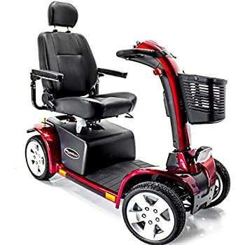 Amazon.com: Pride Movilidad SC713 Pursuit Scooter eléctrico ...