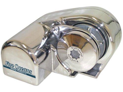 S912 Marine Horizontal Stainless Steel Anchor Windlass 900w 5/16