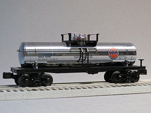 Mth Rail King Gulf Tank Car  10290 O Gauge