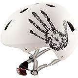 """Sport Direct™ """"The Hand"""" BMX Patín Bicicleta Casco 57-59cm"""