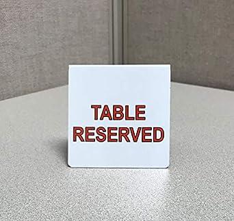 Amazon.com: Cartel de metal para tienda de campaña de mesa ...