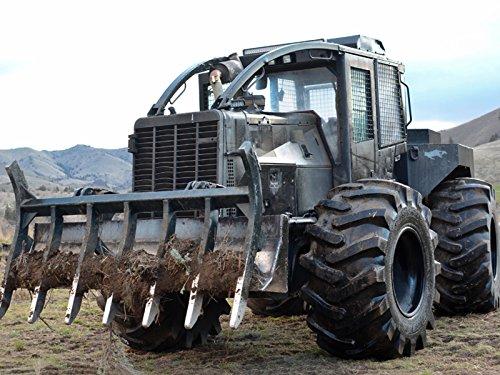 Mighty Trucks - Monster Fire Truck for Kids