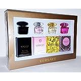 Versace Versace: miniatures Set Woman (Lot de 4)