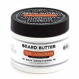 Live Bearded Citrus Beard Butter, All Natural Beard Butter 4 Fl Oz