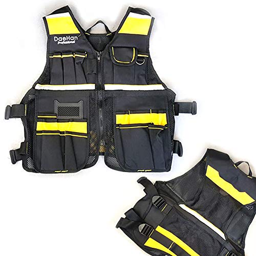 Top 10 pouch bag tool vest for 2019