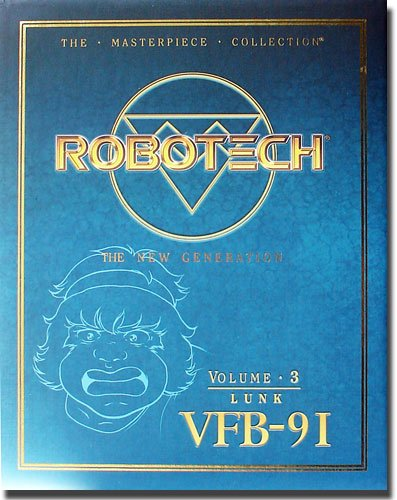 Toynami Robotech New Generation Beta MPC Volume (Robotech Masterpiece)
