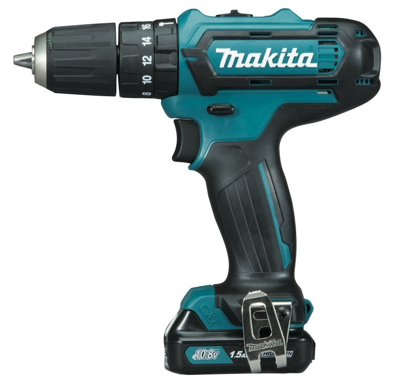 SMALL Set of 2 Pieces Blue Makita DHP482BL1830 DHP482Z Combi Drill 18V Cordless LXT Li-ion with BL1830 3.0Ah Battery 18 V