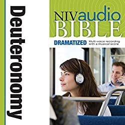 NIV Audio Bible: Deuteronomy (Dramatized)