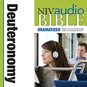 NIV Audio Bible: Deuteronomy (Dramatized) Audiobook