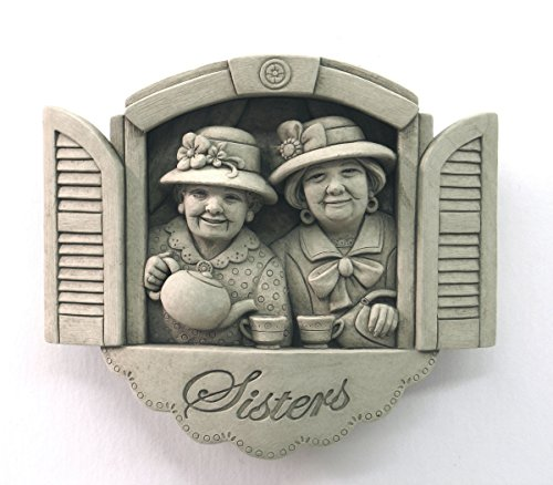 Forever Sisters Wall Plaque