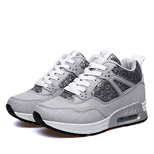 Shoe Grey Porter Alikeey Pour Chaussures Running Dcontracts Augmentation Sport Mode The Souliers De Femmes tudiants q1a1fOwZ6