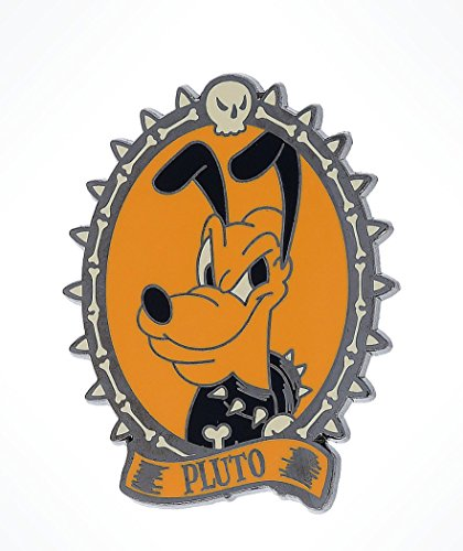 Disney 2017 Pluto Cameo Halloween Pin ()