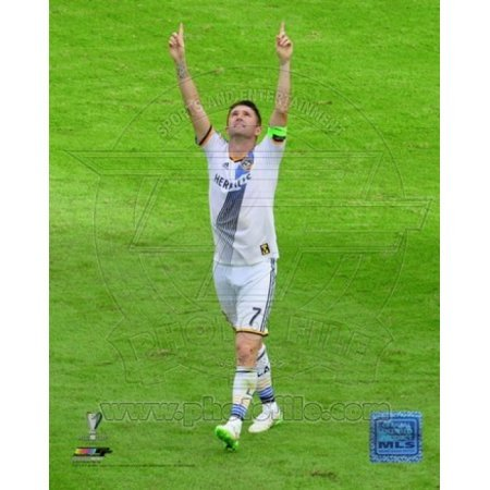 Robbie Keane Overtime Goal 2014 MLS Cup Final Sports Photo (8 x 10)