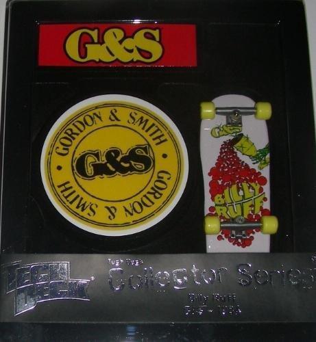 1984 Collectors - Tech Deck Collector Series - (Billy Ruff - G&S 1984) 96mm Skateboard