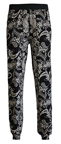 Pantalon Funky Print Paislay Fashion Shop Femme awExqxAcO6