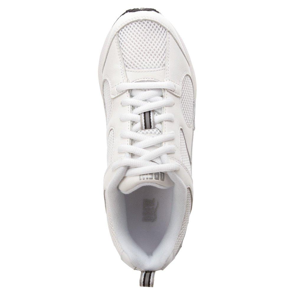 Drew Shoe Women's 5 Flash II Sneakers B00AASIRKM 5 Women's C/D US|White / White 4dd2a8