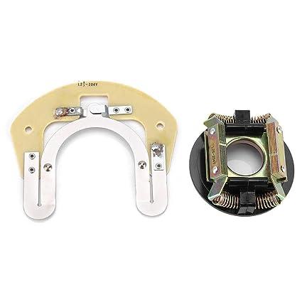 Interruptor Centrífugo del Motor L25-204Y 25mm Motores Reductores ...