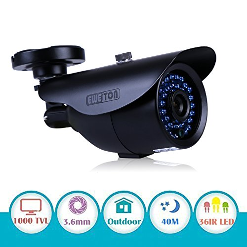 CMOS 700TVL LED IR CCTV Camera - 3