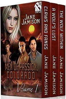 Men of Passion, Colorado, Volume 1 [Box Set 55] (Siren Publishing Menage Everlasting) by [Jamison, Jane]