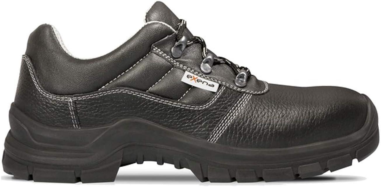 Exena S3 - Zapatos de seguridad (piel, impermeables)