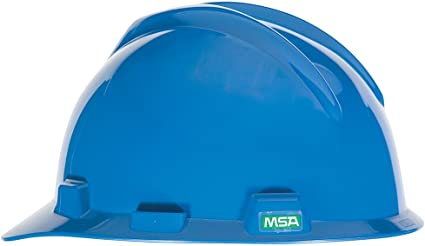 Safety & Security Hard Hats Red MSA 463947 V-Gard With Staz-On ...