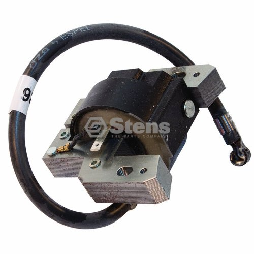 Stens 440-401 Solid State Module, Replaces Briggs and Stratton: 298316, 395491, 397358, 697037, John Deere: Pt10998, Use with 130-106 Spark Plug, 130-42Carded Spark Plug ()