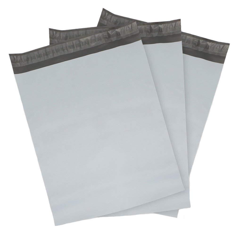 Sobres plastico con cierre x 100 (25x33cm) Poly Mailers