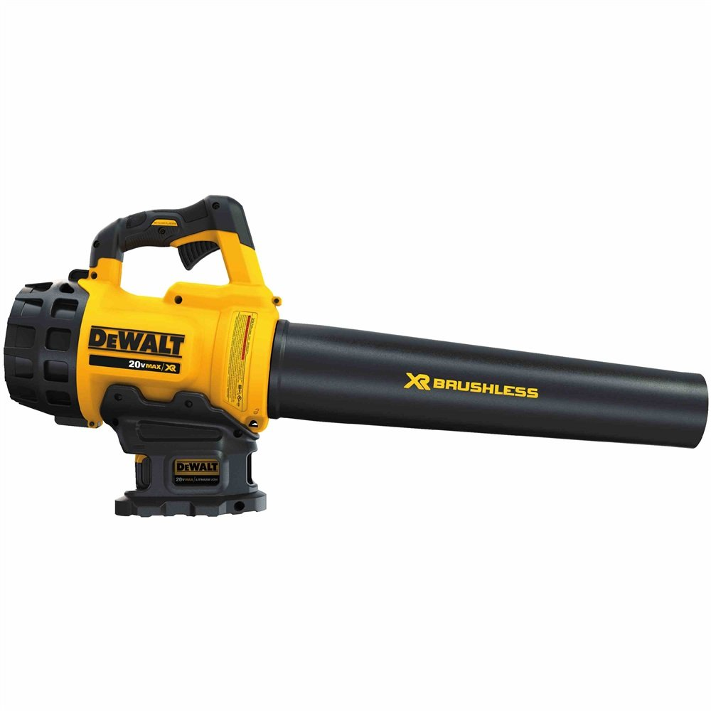 DEWALT Lithium Ion XR Brushless Blower Review