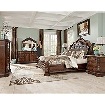 New Ashley Bedroom Set Design