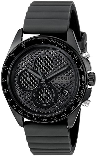 Fossil-Mens-CH3080-Sport-54-Chronograph-Gray-Silicone-Watch