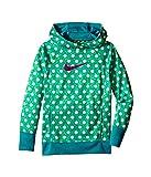 Nike KO 3.0 Oth Aop Hoodie Girla thletic Dot Pullover (XL 18)