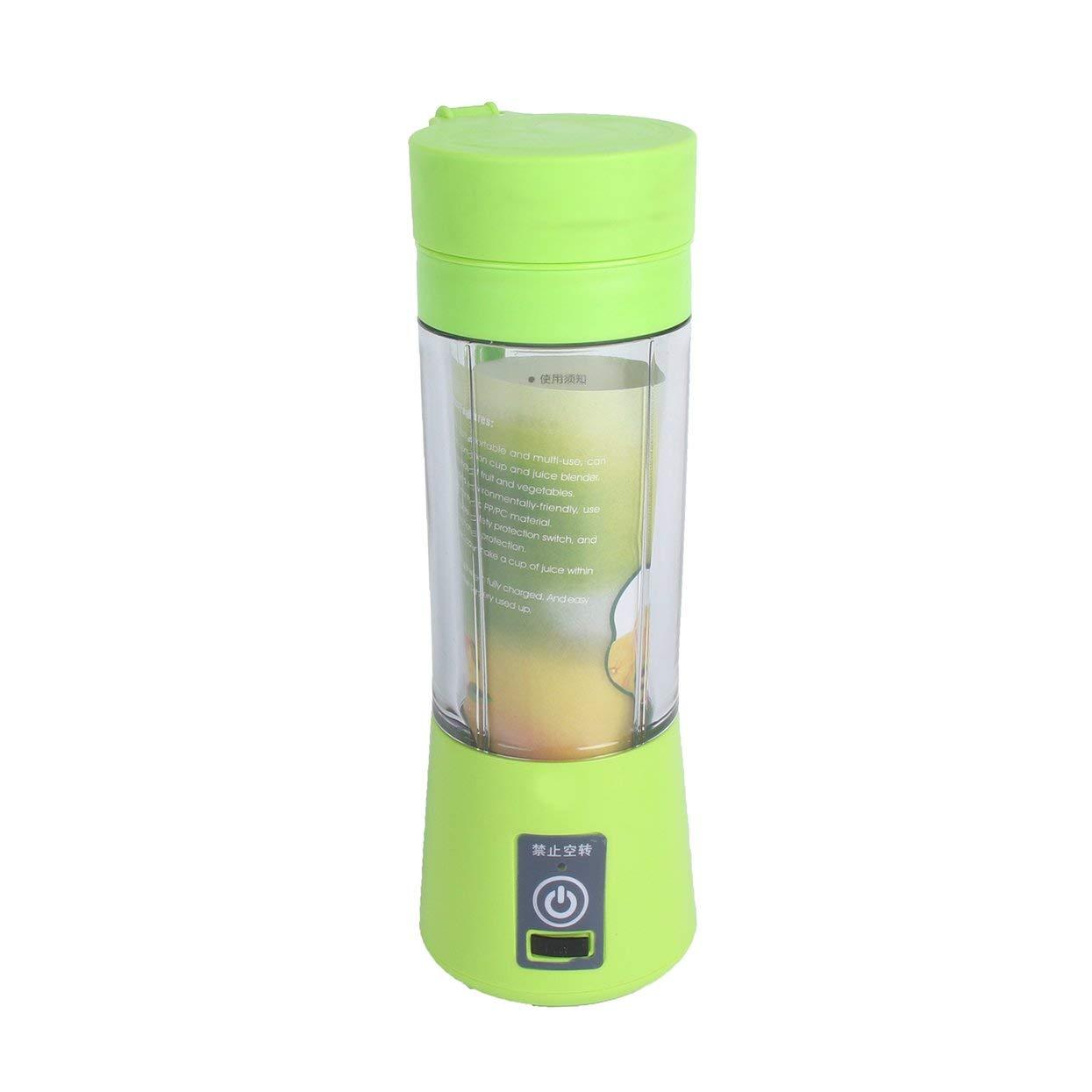 Tree-on-Life 2//4 Lames Mini USB Rechargeable Portable /électrique Fruits Juicer Smoothie Maker Blender Machine Sports Bouteille Juicing Tasse