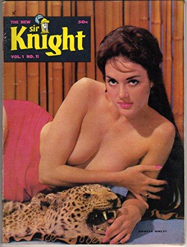 Sir Knight - Vol.1 No.11 - 1959 [MEN'S MAGAZINE]