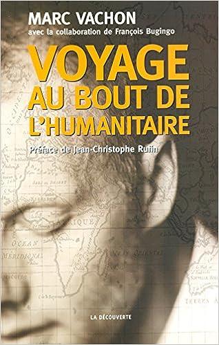 Livres Voyage au bout de l'humanitaire pdf, epub