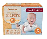 Member's Mark Comfort Care Baby Diapers (Size 3 - 224 ct.)