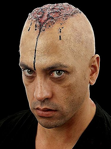 Woochie Classic Bald Caps - Professional Quality Halloween Costume Makeup - -