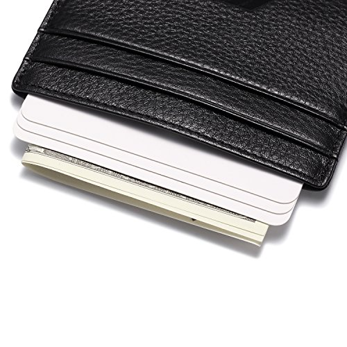 e5a9ed49c8    M BMW Slim Wallet Black with 4 Credit Card Slots - Genuine - Import It  All
