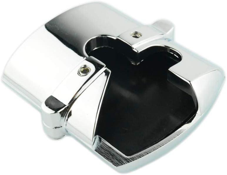 Motorradteile Motorrad Chrome Schalthebel Peg Bremspedal Abdeckung For Yamaha V-Star-XVS 650 950 1100 For Honda Shadow 600 750 1100