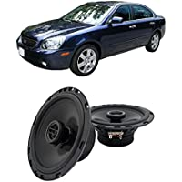 Fits Kia Optima 2001-2010 Rear Deck Factory Replacement Harmony HA-R65 Speakers New