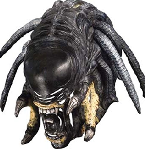 Rubie's Alien Vs. Predator Requiem Collector Alien Face Hugger Mask]()
