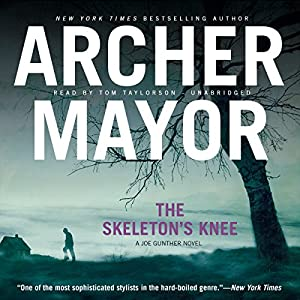 The Skeleton's Knee Audiobook