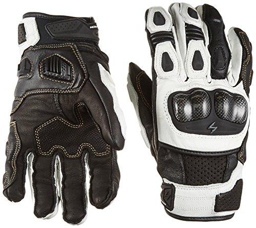 (ScorpionExo SGS MKII Men's Short Cuff Sport Gloves (White, Large))