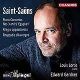 Saint-Saens: Piano Concertos, Vol. 2