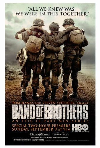 Band of Brothers Poster B 27x40 Eion Bailey Jamie Bamber Michael Cudlitz