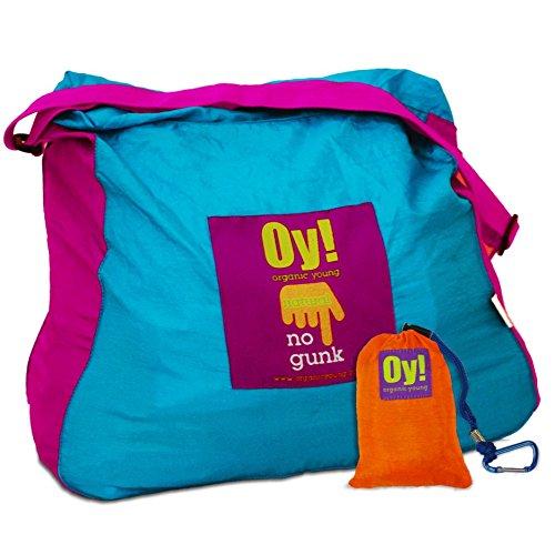 Shopping/borsa a tracolla/Spalla–Onya paracadute materiale pieghevole borsa