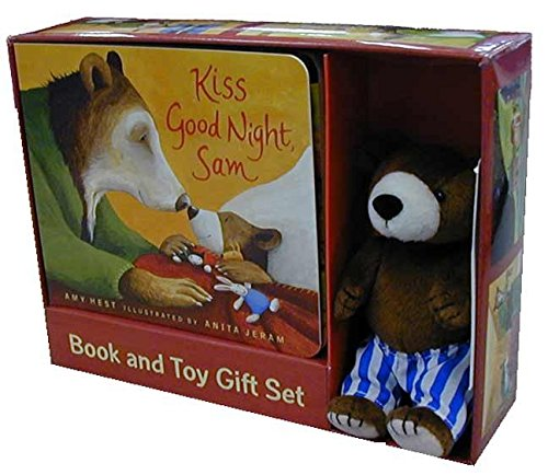 Kiss Good Night: Book and Toy Gift Set (Sam Books) by Candlewick Press
