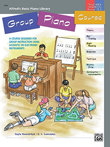 (Group Piano Course: Teacher's Handbook for Books 1 & 2)