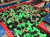 Isellfoam Foam Pit Blocks 68